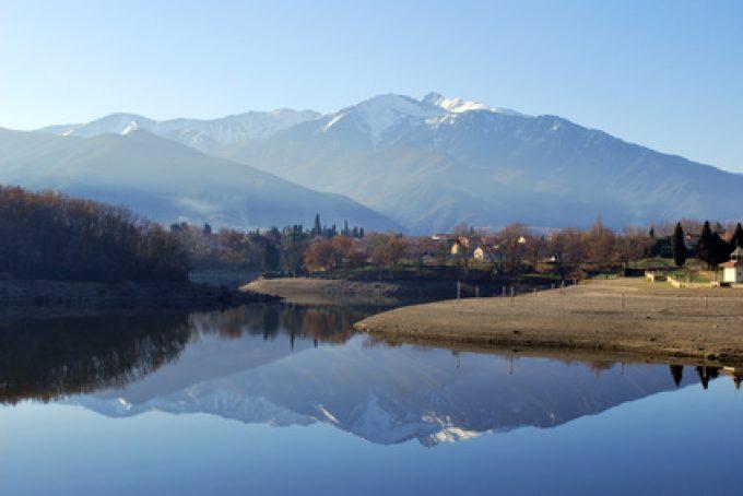 Lac des Escoumes